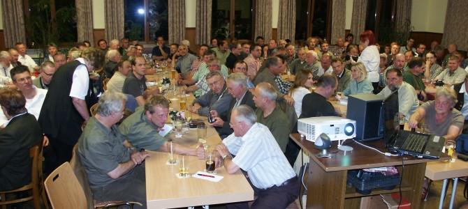 """Vortrag """"Neue Strategien zur Schwarzwildbejagung und Wildschadenvermeidung"""""""