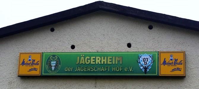 Neues Vereinsheim und Schwarzwildwoche
