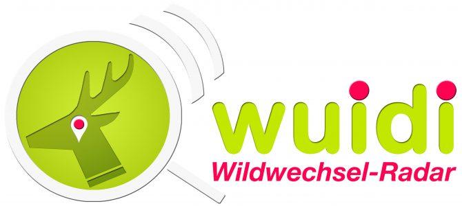 """Wildwechsel-Radar """"Wuidi"""""""