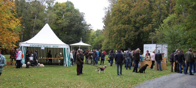 Herbsttreffen des Bayerischen Jägerinnenforums