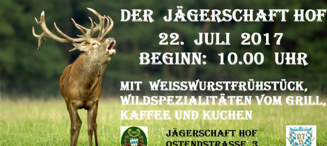 Sommerfest der Jägerschaft