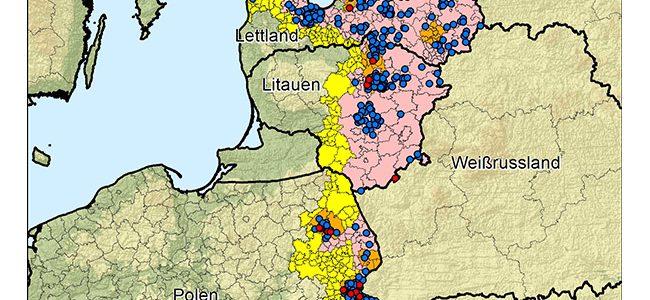 Afrikanische Schweinepest in Tschechien