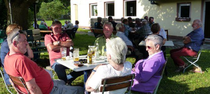 Sommerfest der Jägerschaft Hof