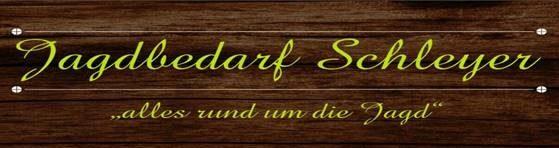 Eröffnung Jagdbedarf Schleyer
